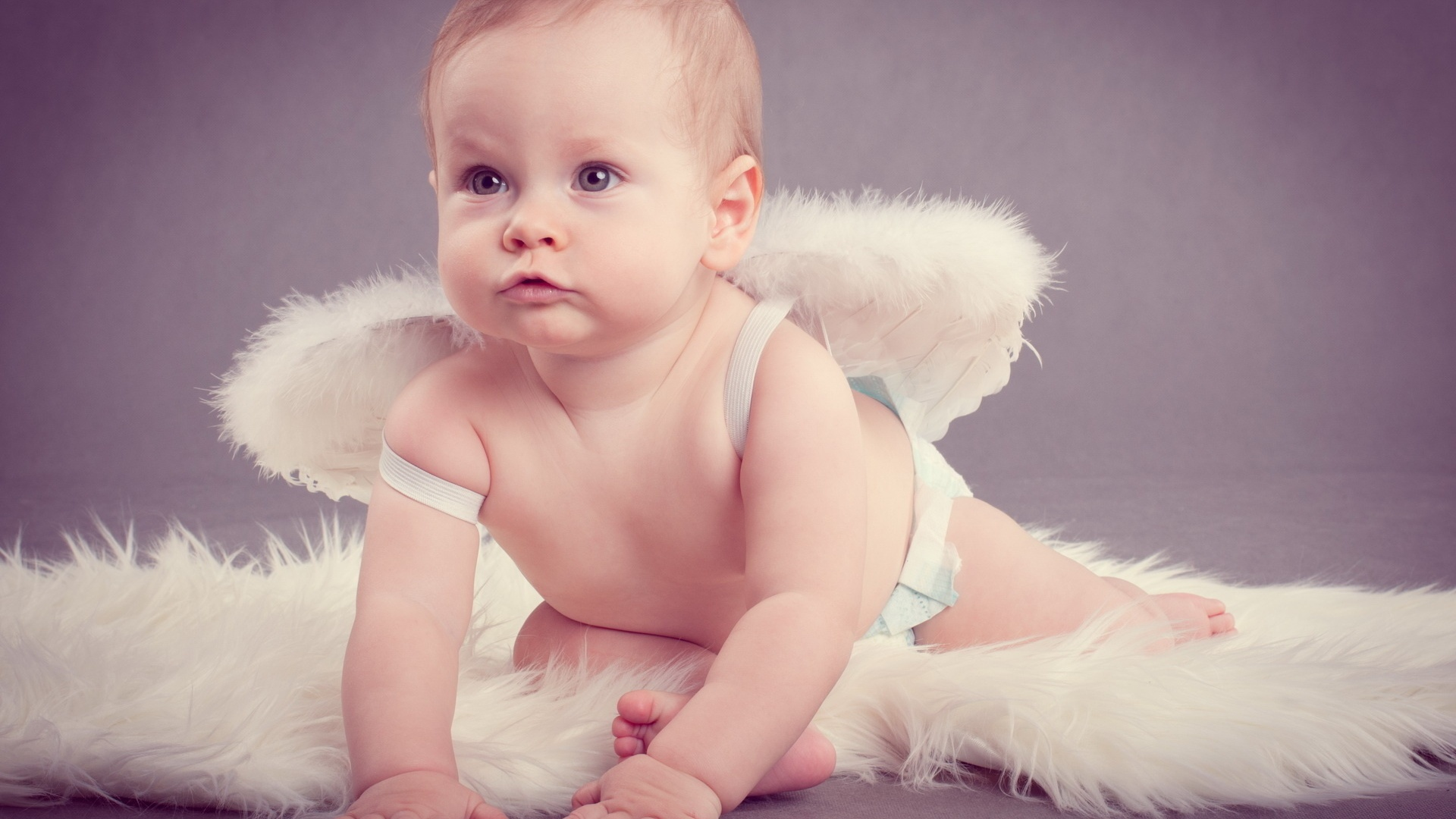 Baby Angel With Wings | 1920 x 1080 | Download | Close