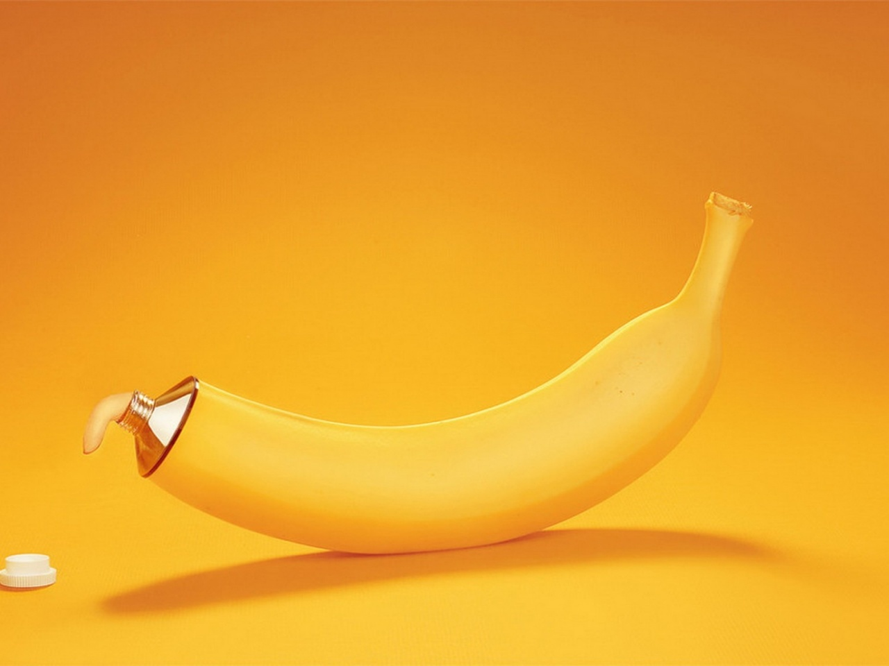 Banana Tube Cream