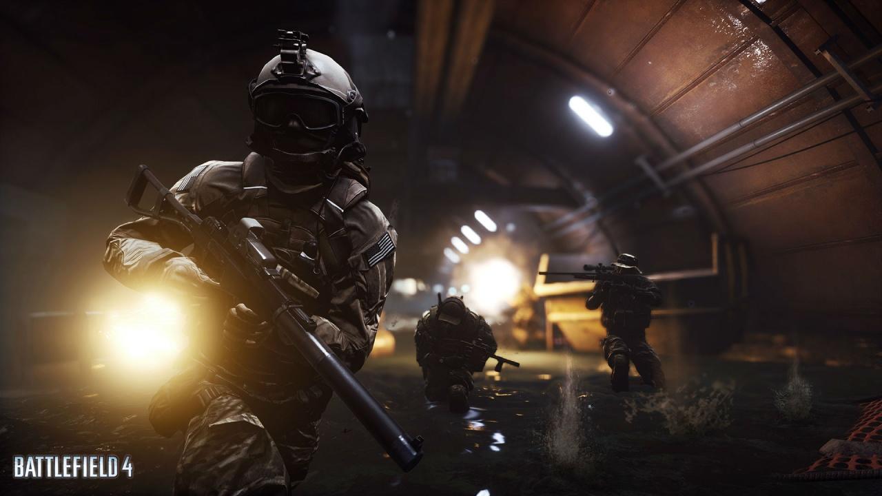 battlefield 4   second assault flooded metro wallpapers