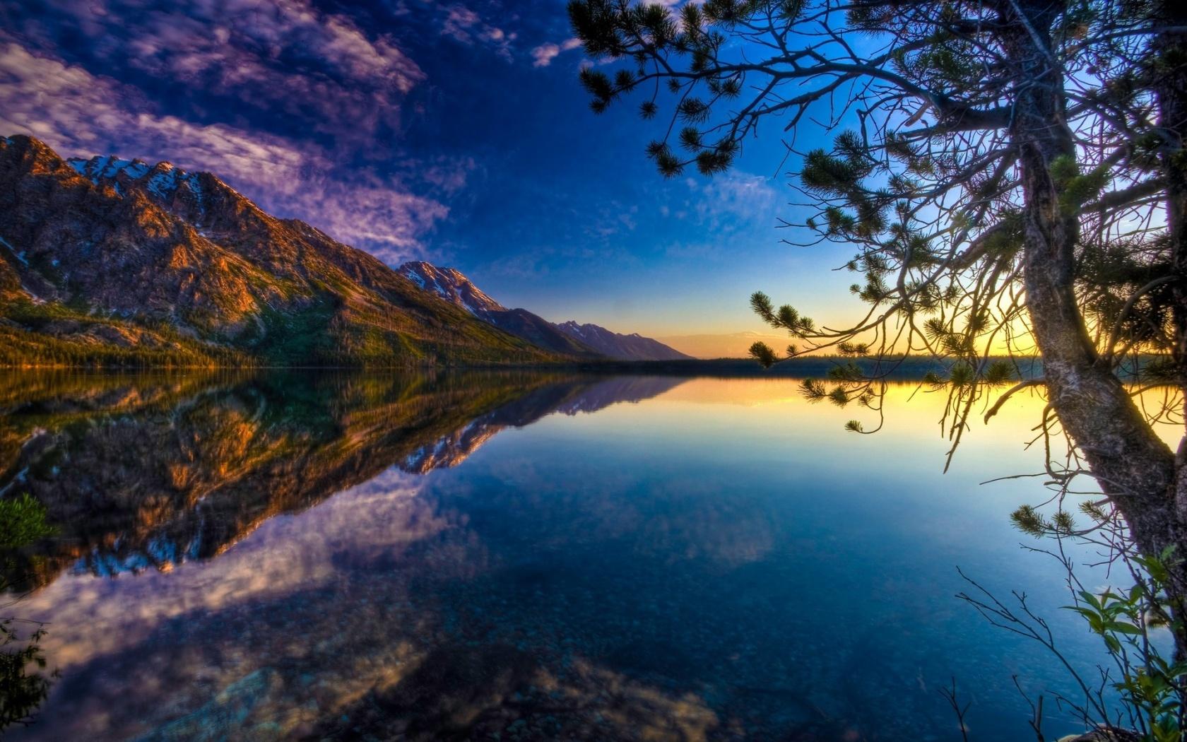Beautiful Blue Clouds ...