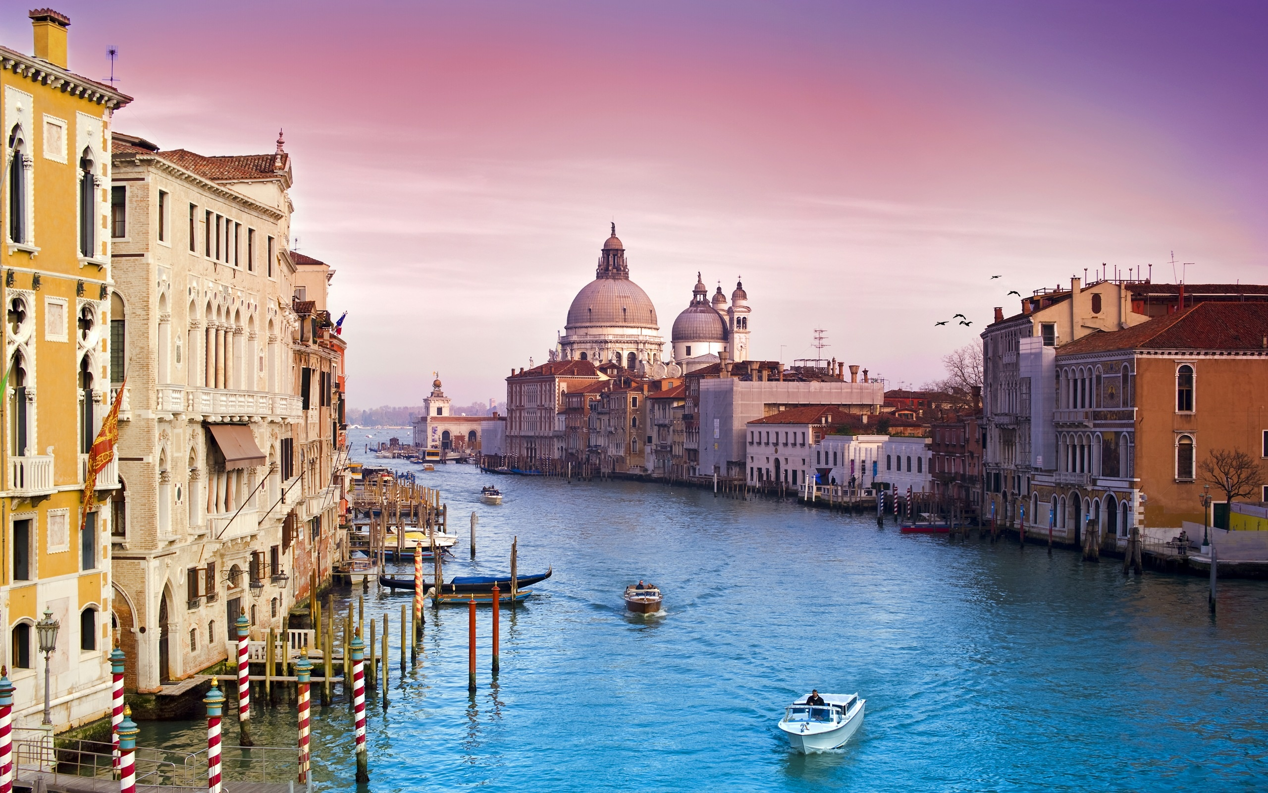 Beautiful City Of Venice Italy