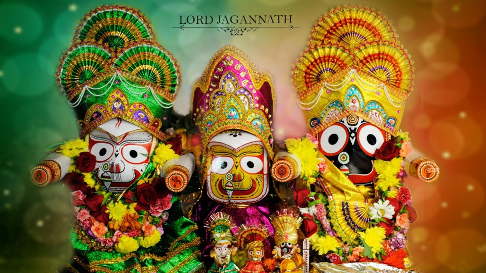 Beautiful Lord Jagannath