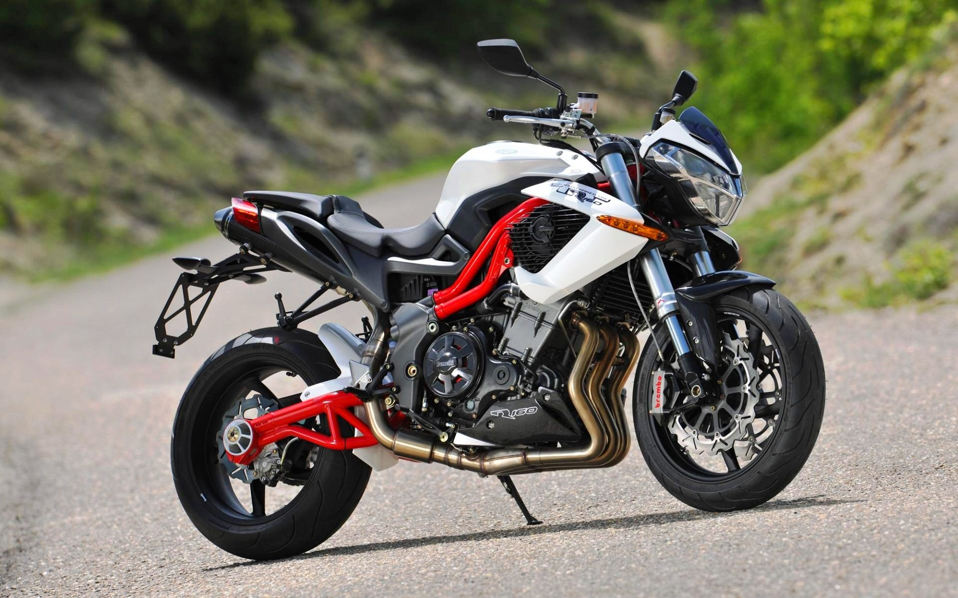 Benelli Tnt R160 First Ride