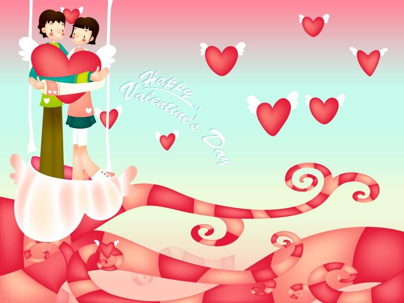 Cute love desktop backgrounds