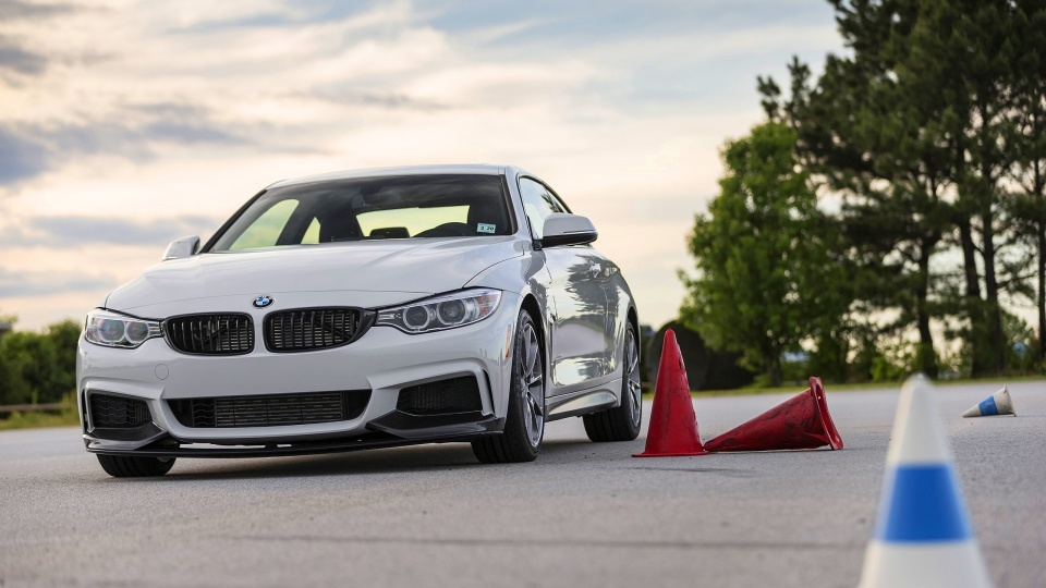 Bmw 435i Zhp Coupe 2016 Wallpapers 960x540 158405
