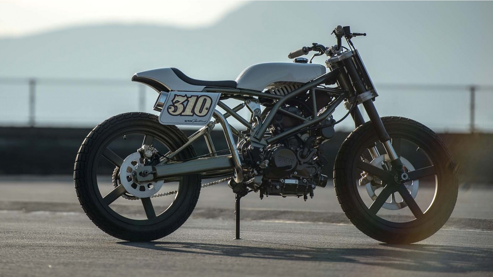 BMW G310R Street Tracker Motorcycles
