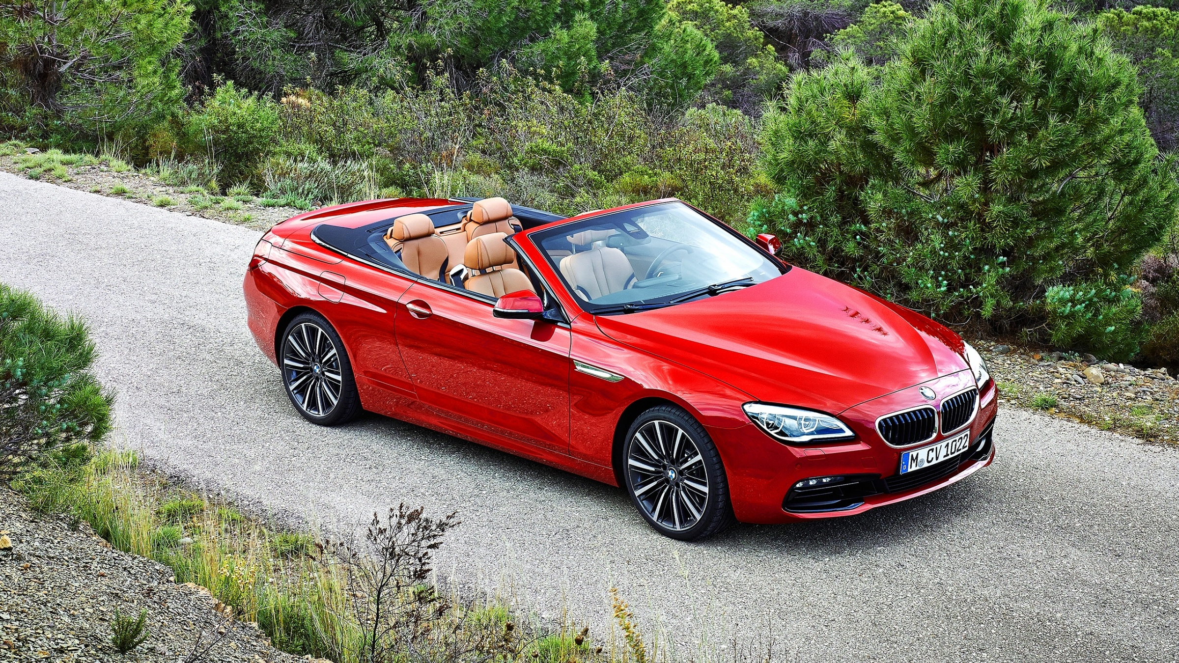 BMW M6 Convertible 2015 Wallpapers - 2400x1350 - 2479963