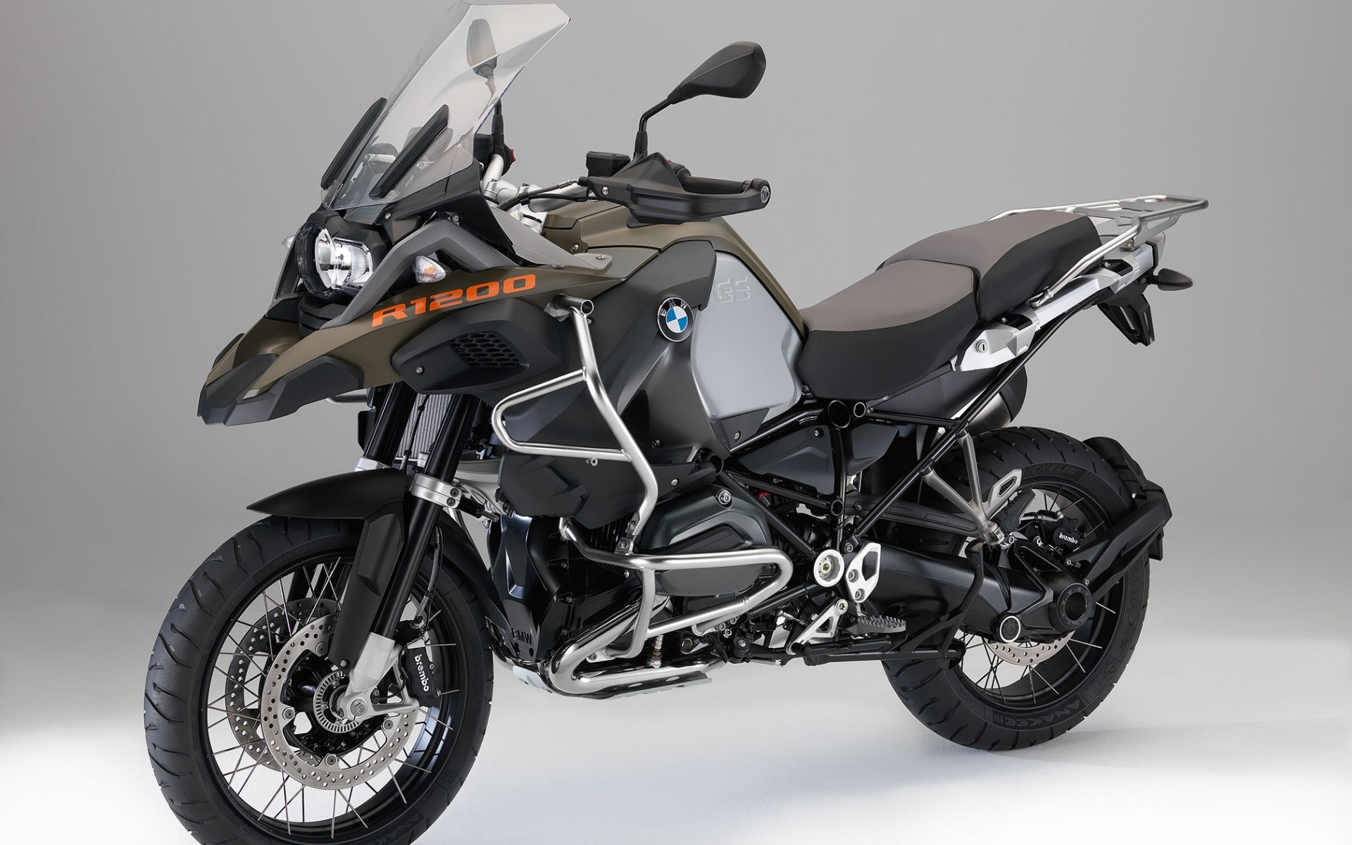 BMW R1200GS Adventure 2015 Wallpapers