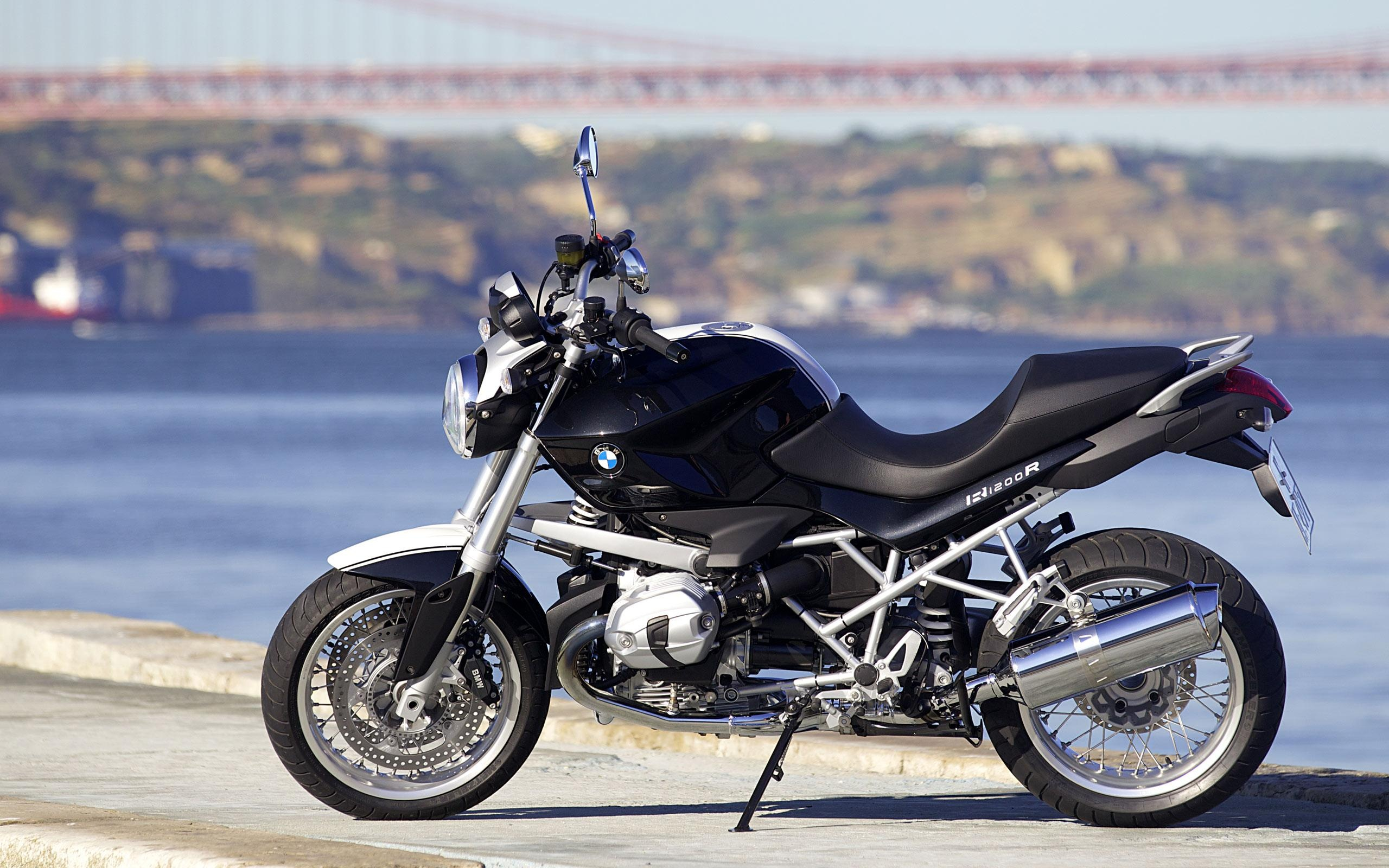 BMW R1200R Motorcycle