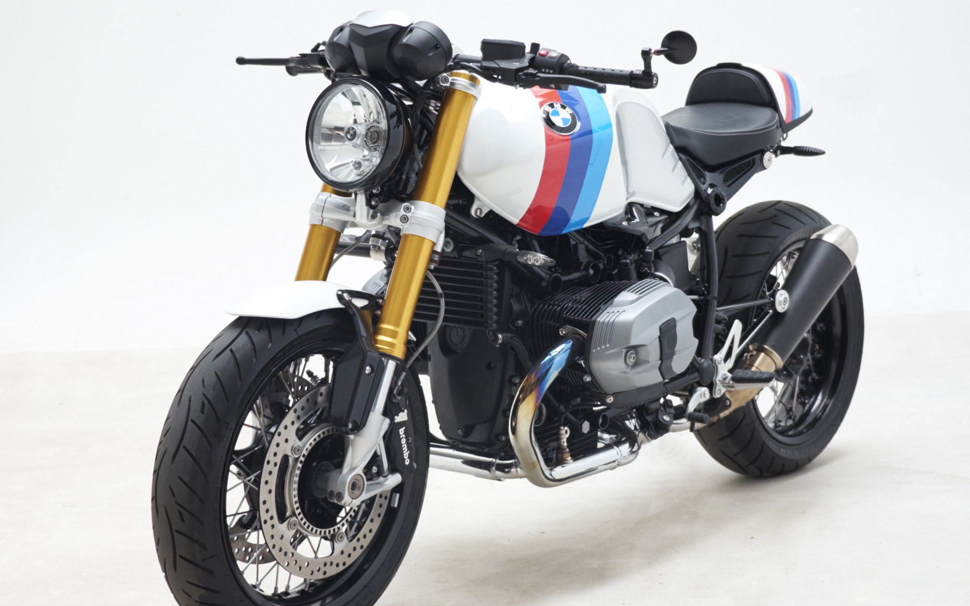 BMW R Nine T Cafe Racer Wallpapers