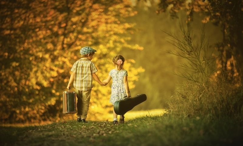 Boy And Girl Friendship