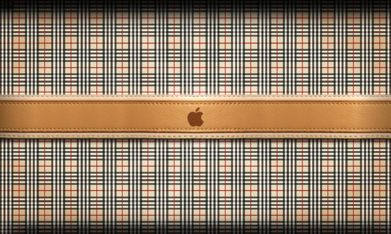 Burberry Apple