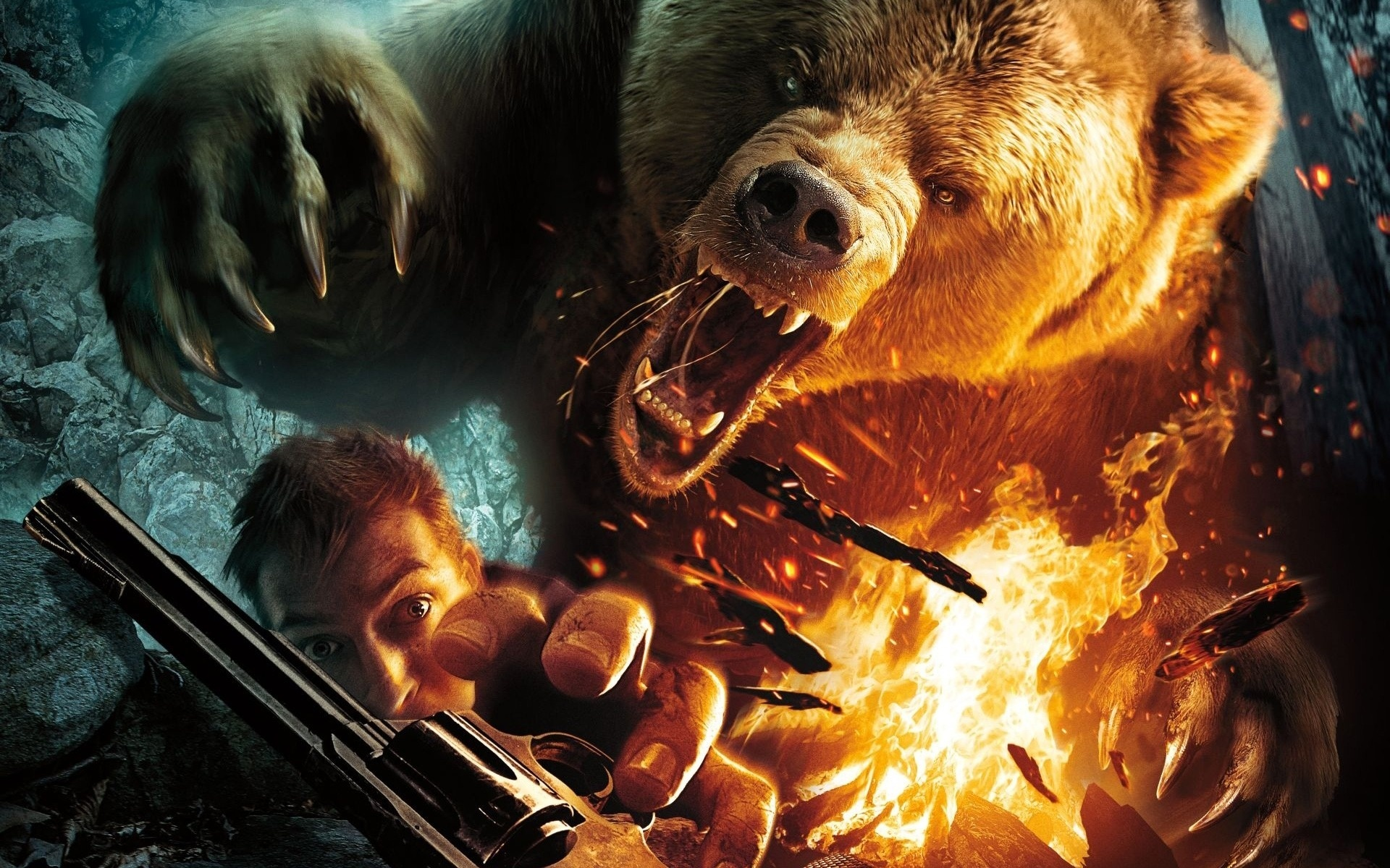 Cabela's Dangerous Hunts Bear