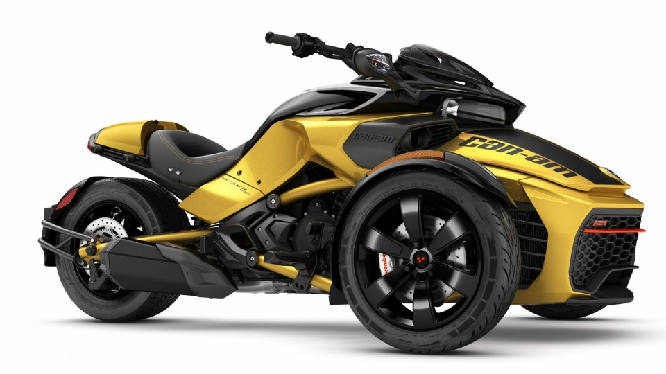 Can-Am Spyder F3-S Daytona 500 2017