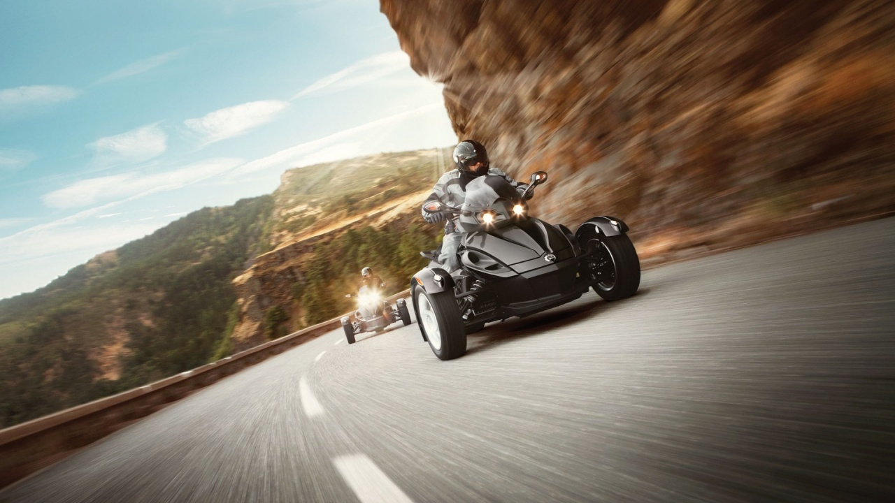 Can-Am Spyder RS 2015