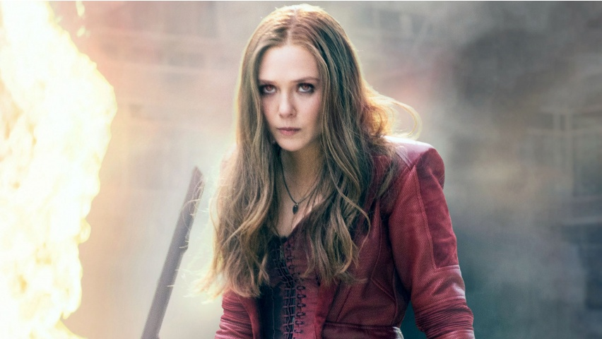 Captain America Civil War Scarlet Witch Click To View