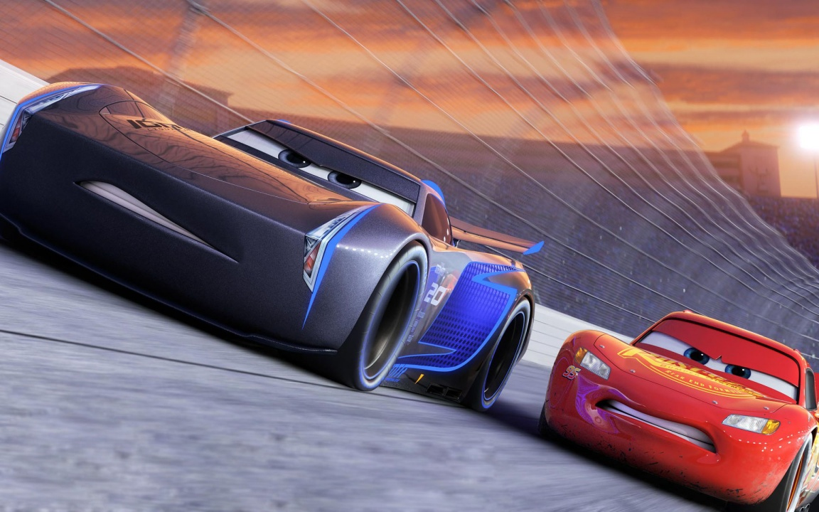 Cars 3 First Look