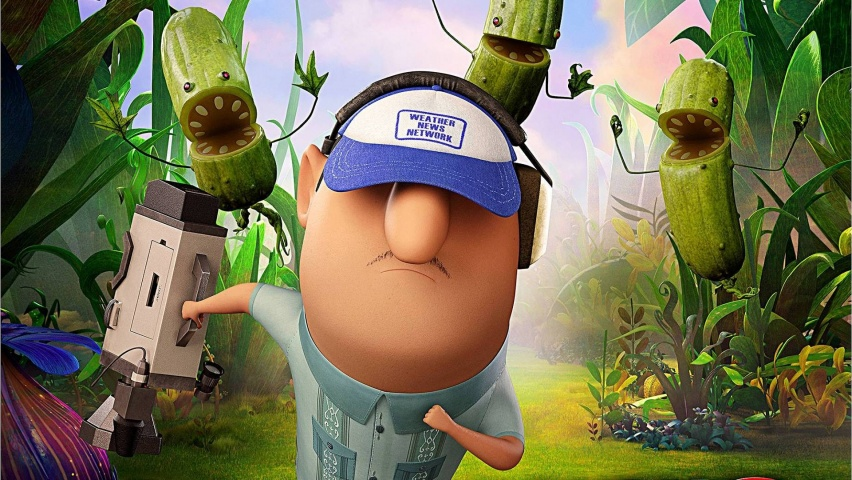 Character Cloudy with A Chance Of Meatballs 2