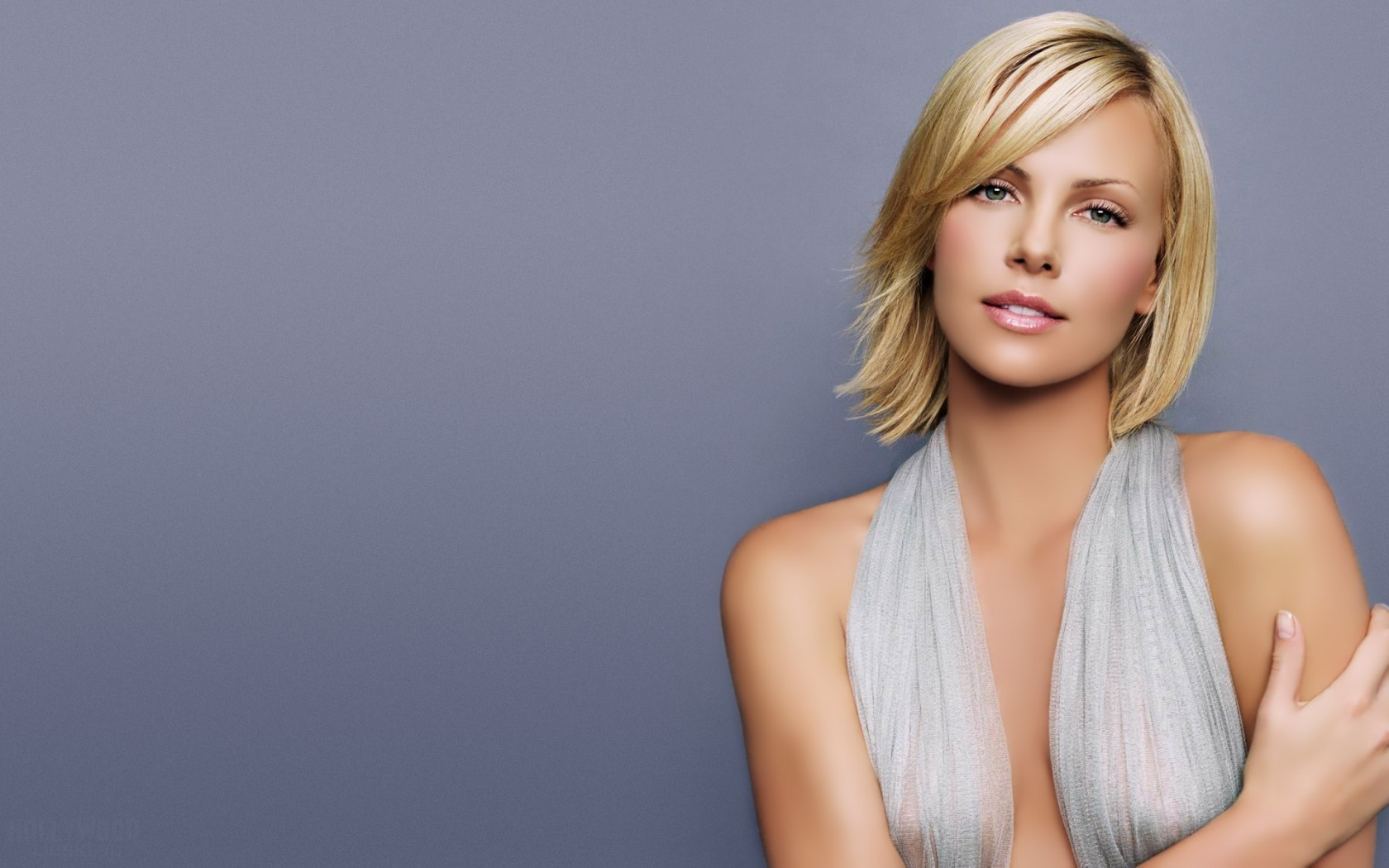 Charlize Theron - Cute...