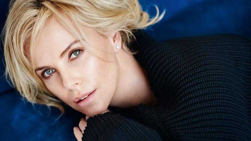 Charlize Theron Elle FR 2016