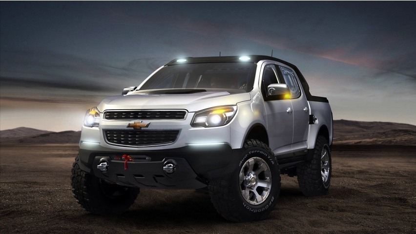 Chevrolet Colorado Rally