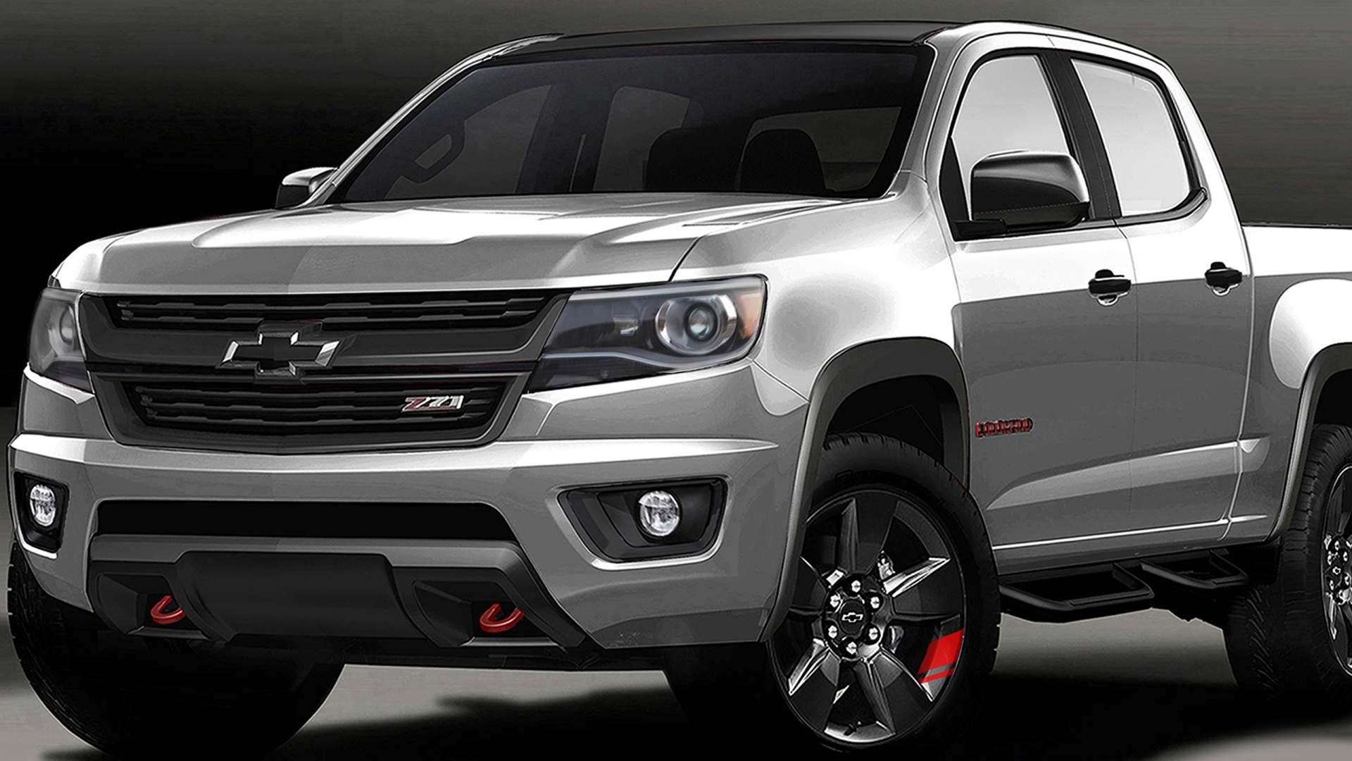 Chevrolet Colorado Red Line Series Concept 2015