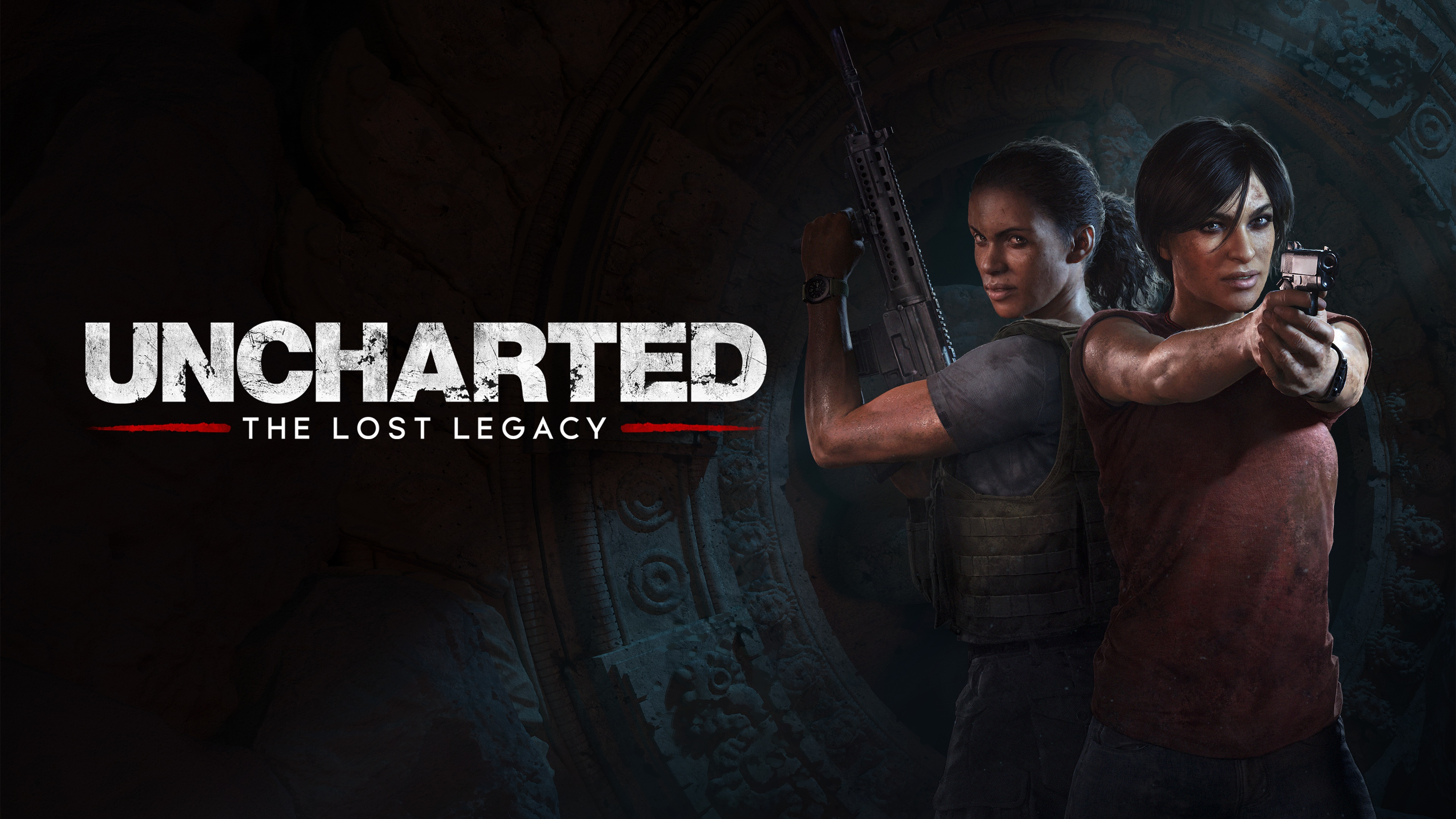 Chloe And Nadine Uncharted The Lost Legacy