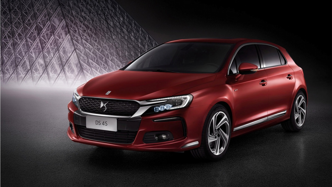 Citroen DS 4S Car 2016