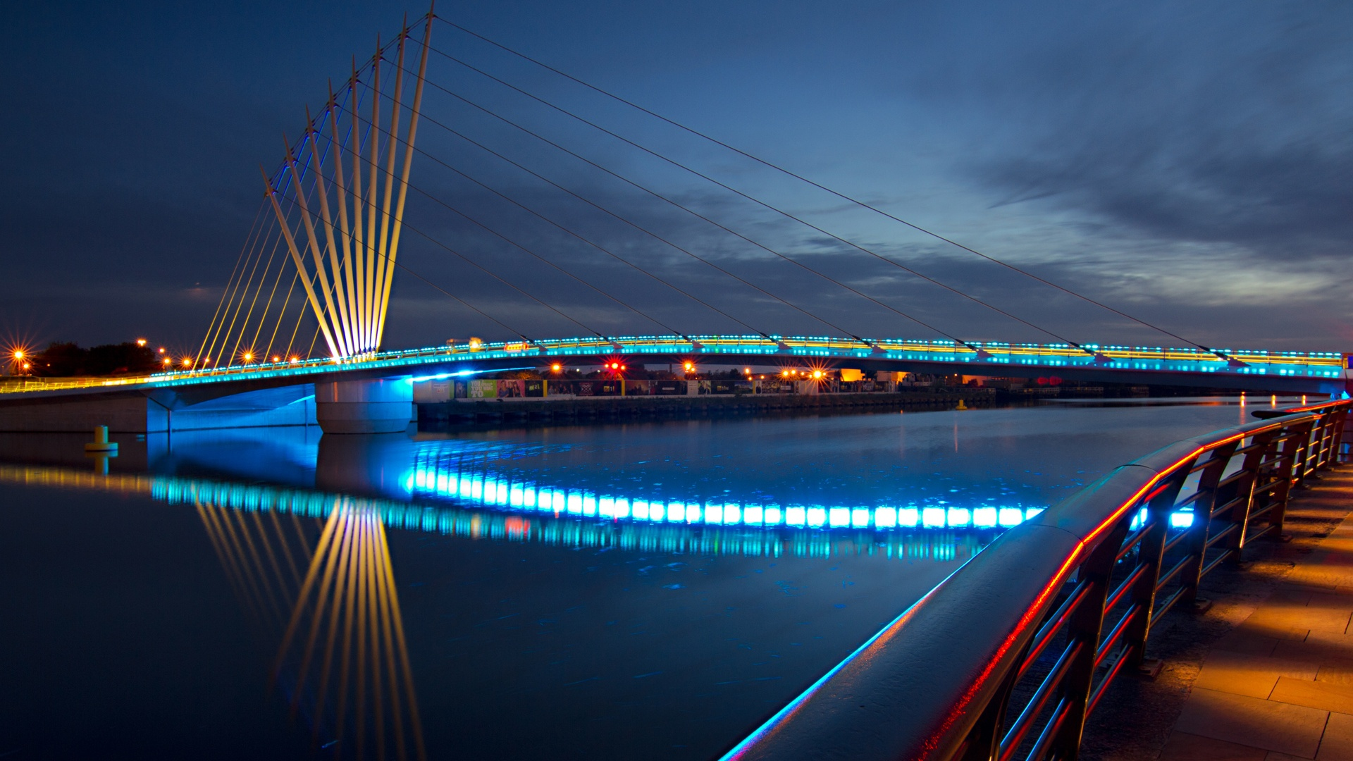 light bridge wallpaper - photo #5