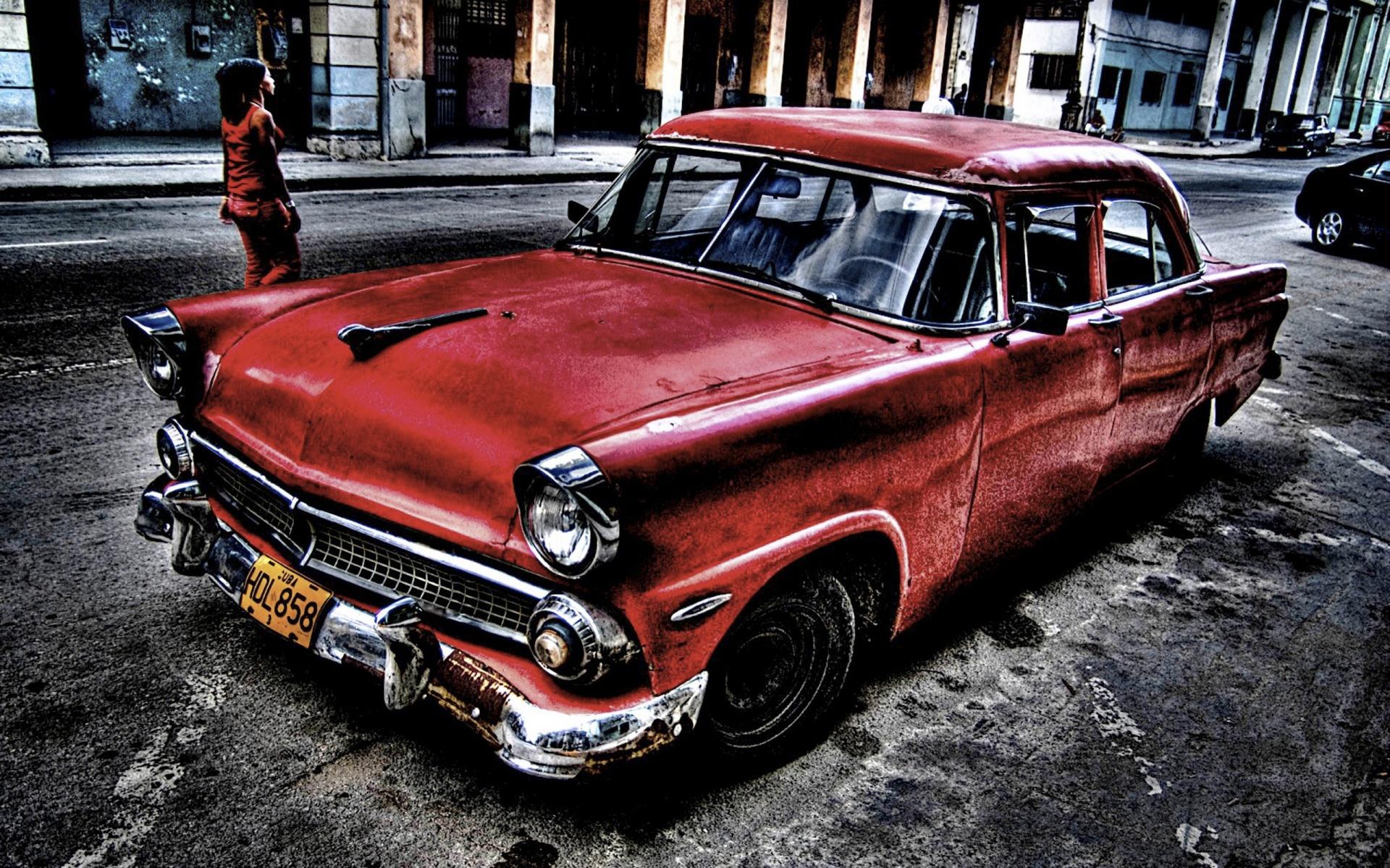 Old Car wallpaper - 762716