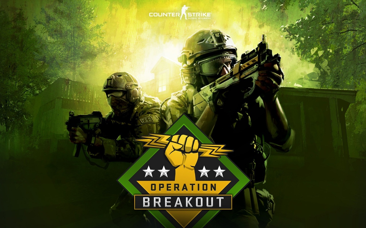 Counter Strike Operation Break Out 2014