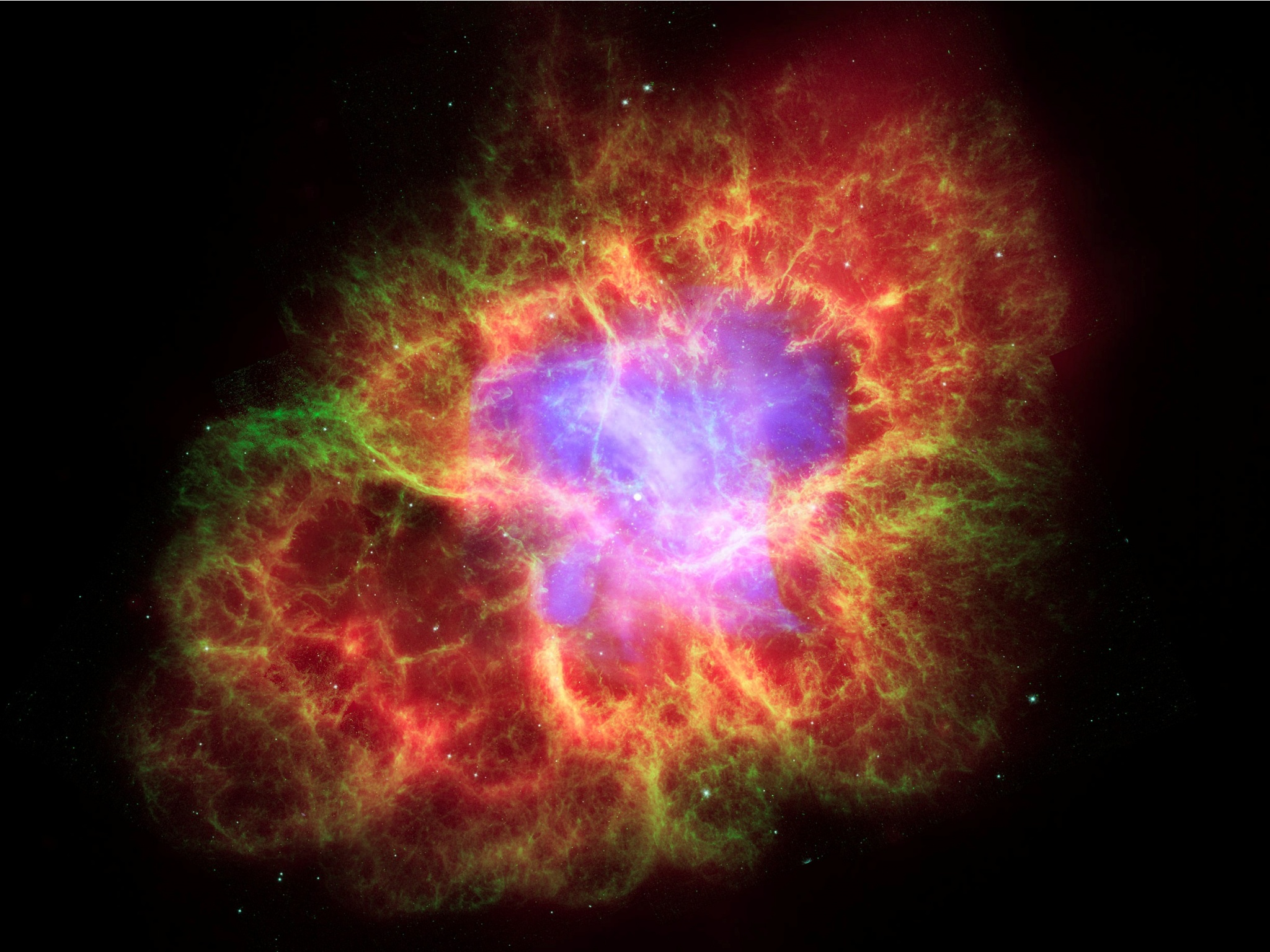 2048x1536 space nebula - photo #21