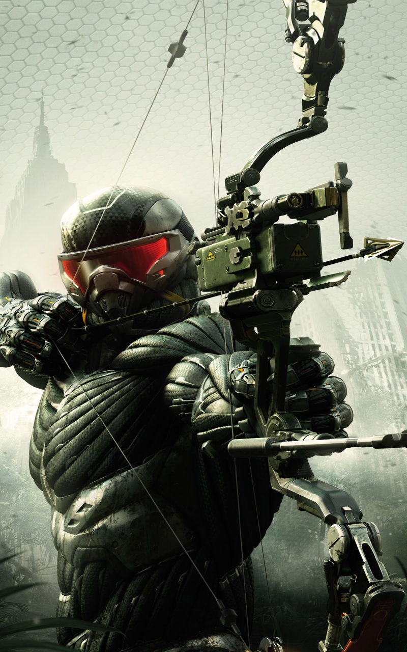 Crysis 3 Key Art