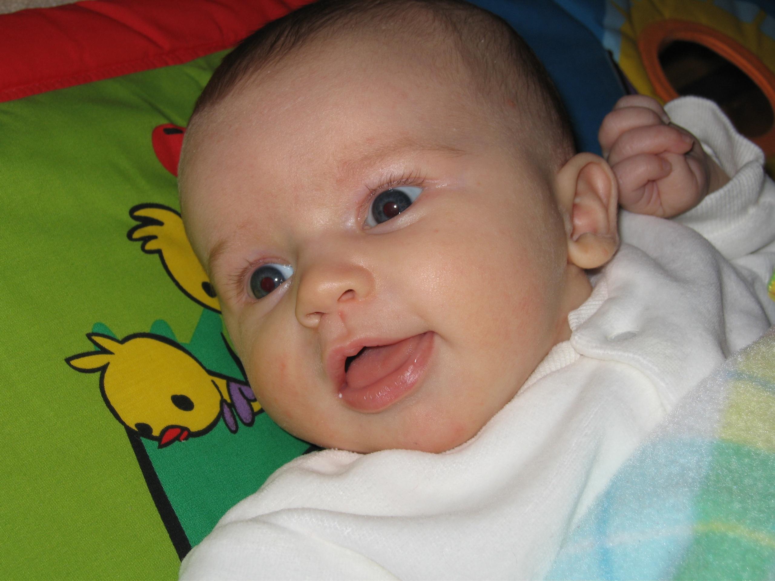 Ребенку 1 3 месяца фото