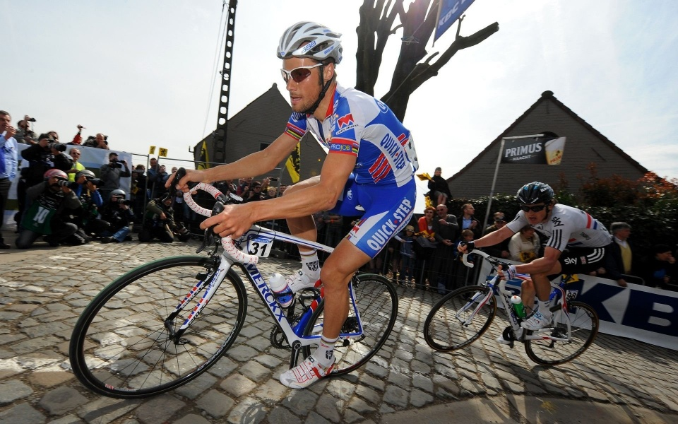 Cycling Tour Of Flanders 2011