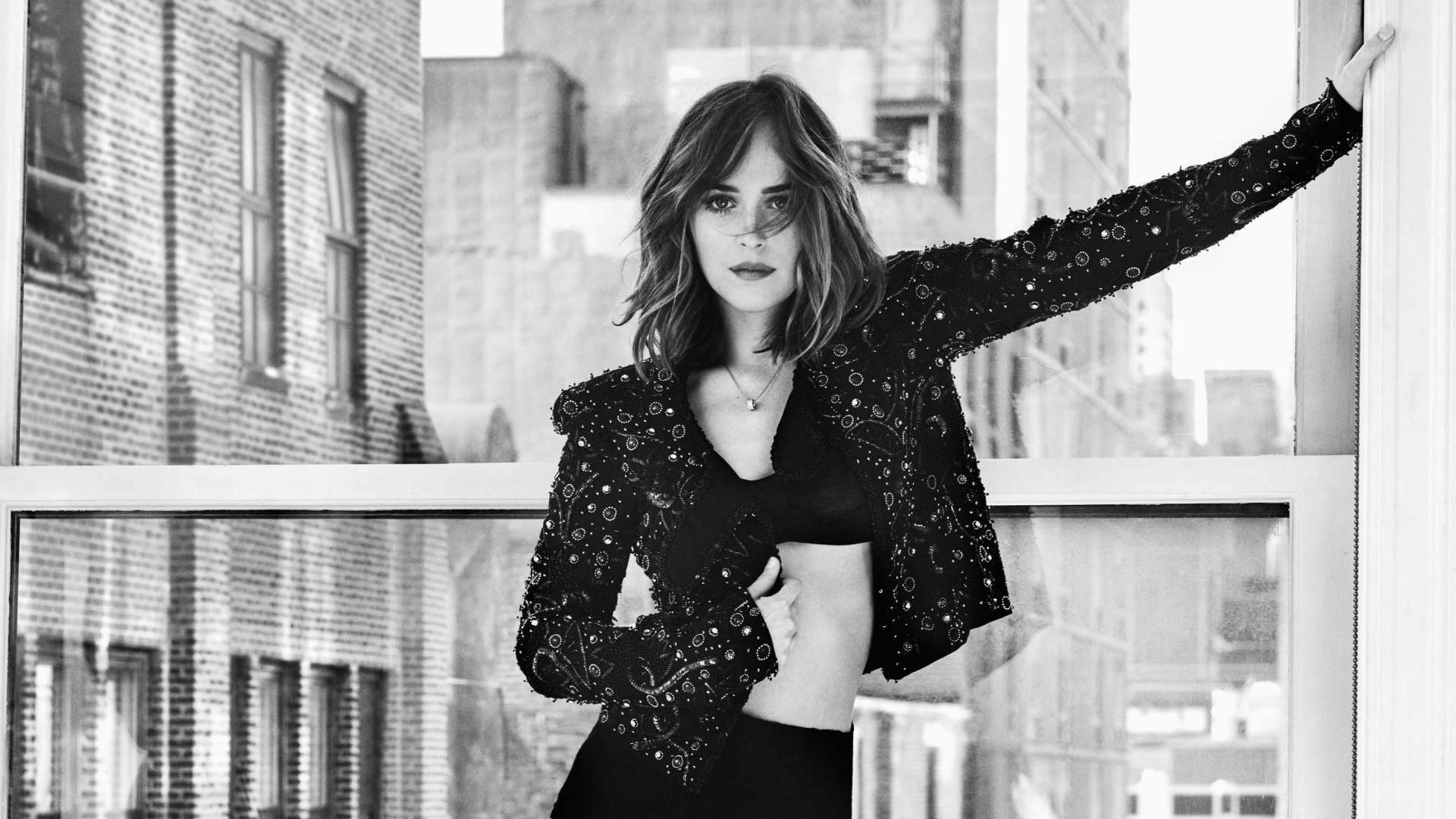 Dakota Johnson Marie Claire 2016