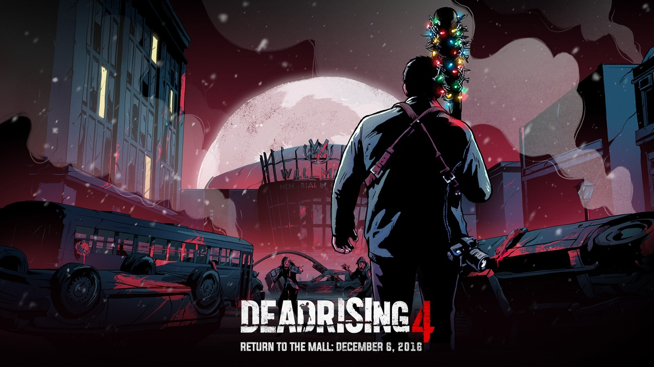 Dead Rising 4 Return To The Mall