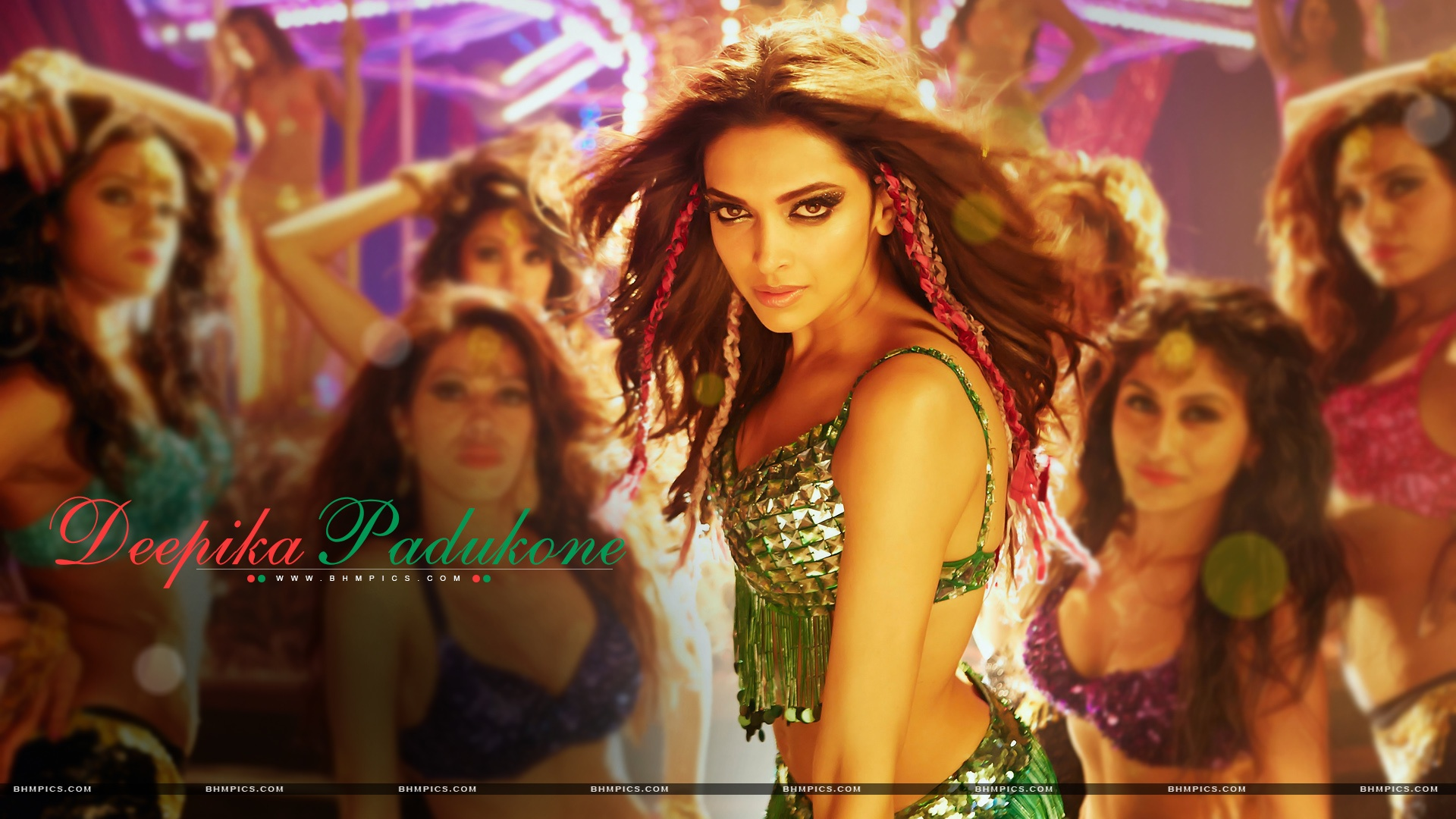 Deepika Padukone As Mohini