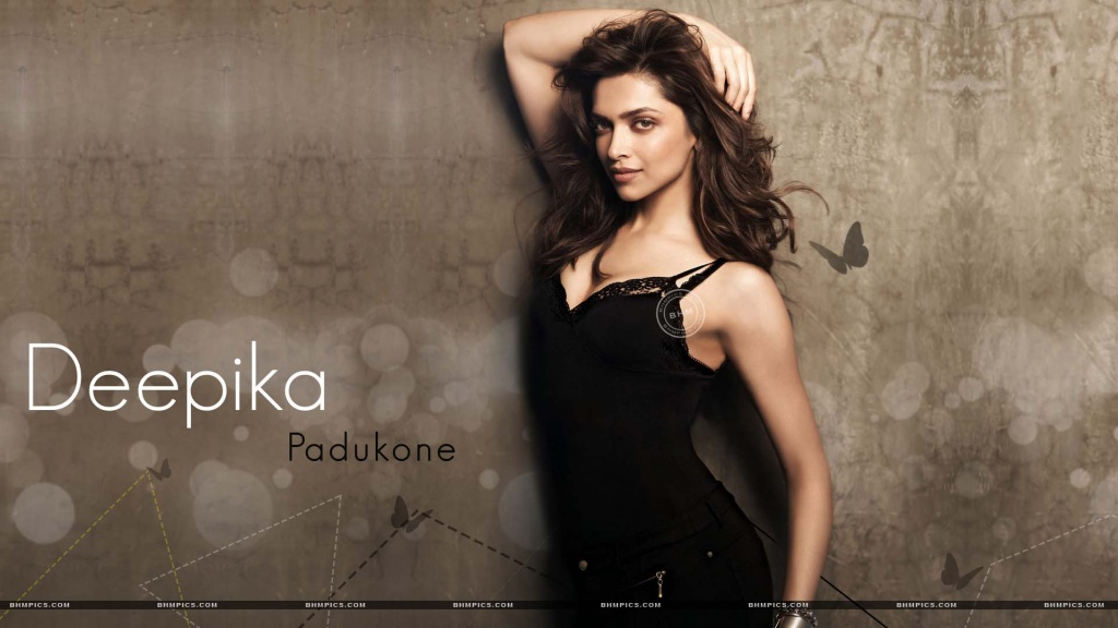Deepika Padukone Brown Hair