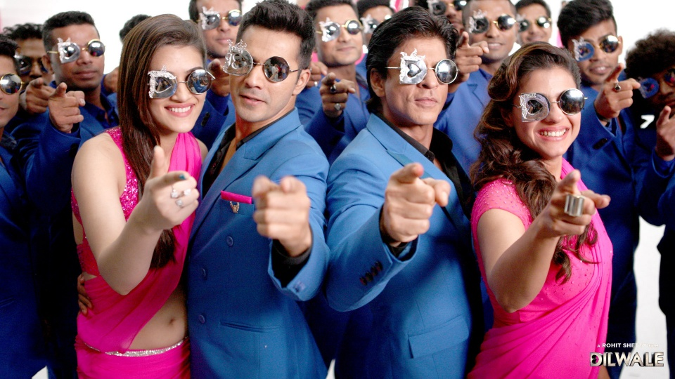 Dilwale Bollywood Movie