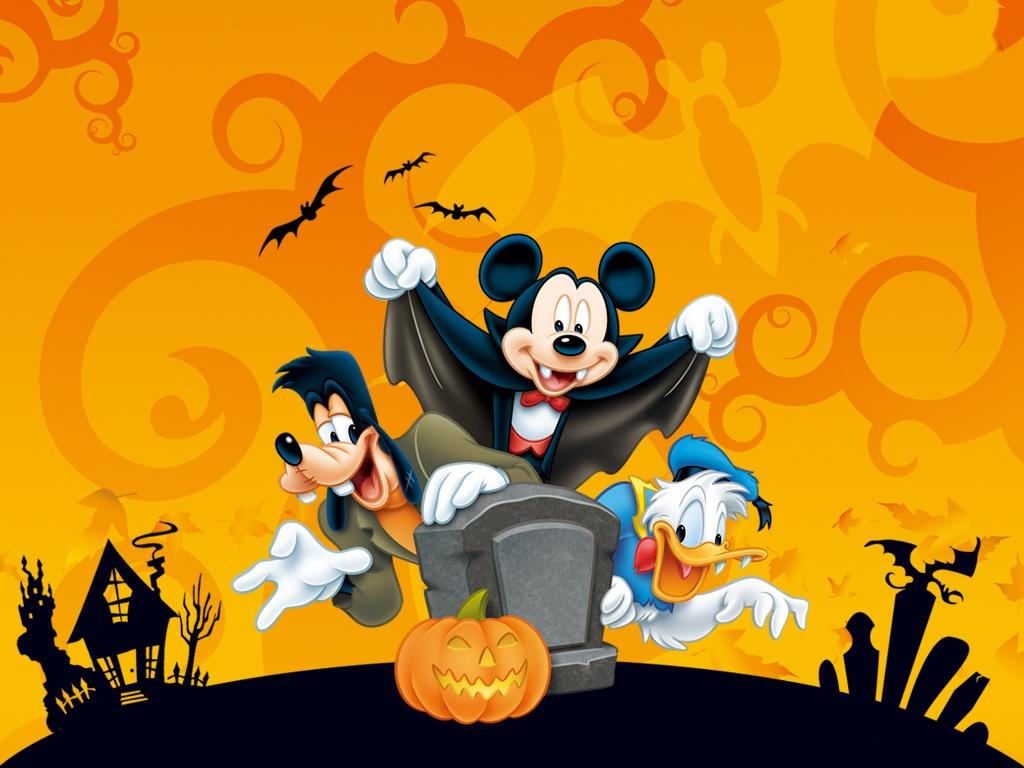 disney halloween wallpapers 1024x768 211690