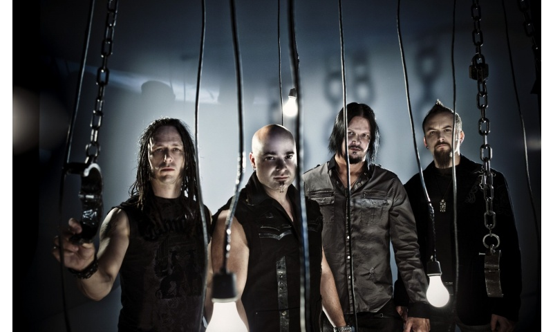 Disturbed Band