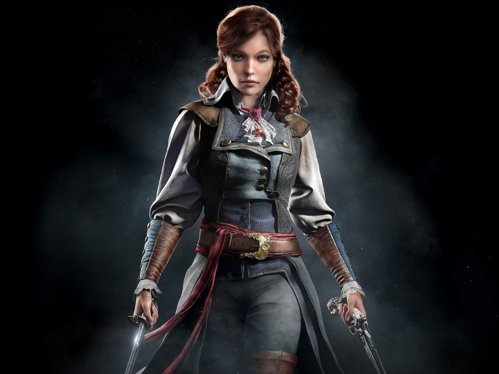 Elise Assassin's Creed Unity