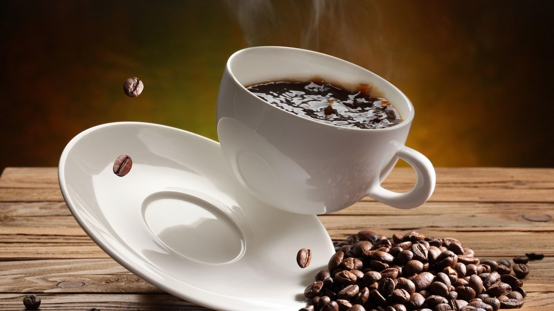 Falling Coffee Cup Wallpapers - 1920x1080 - 300727