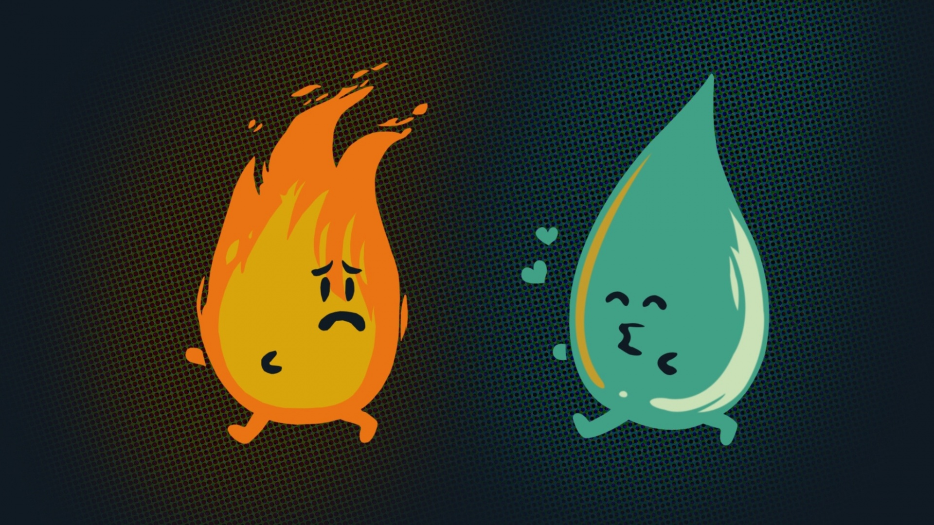 Fire And Water Relationships