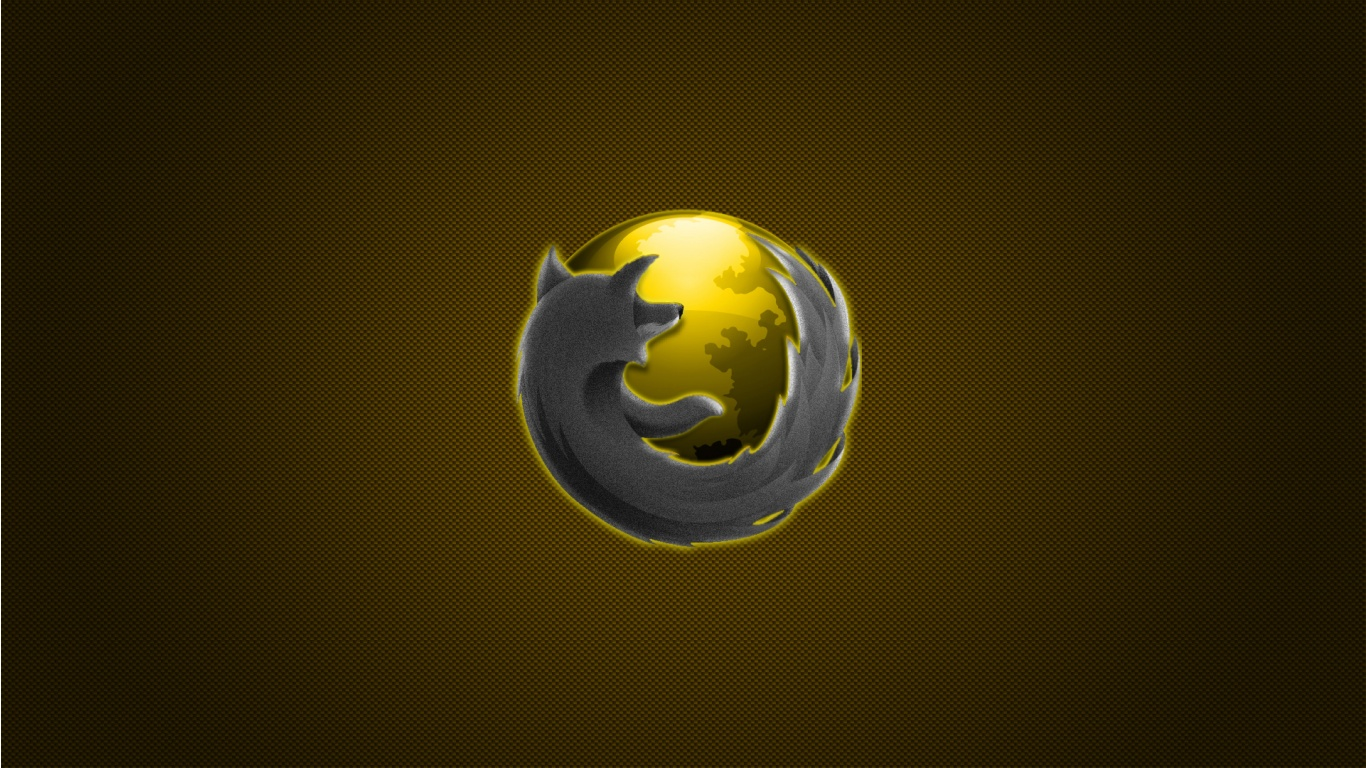 Firefox Gold Carbon