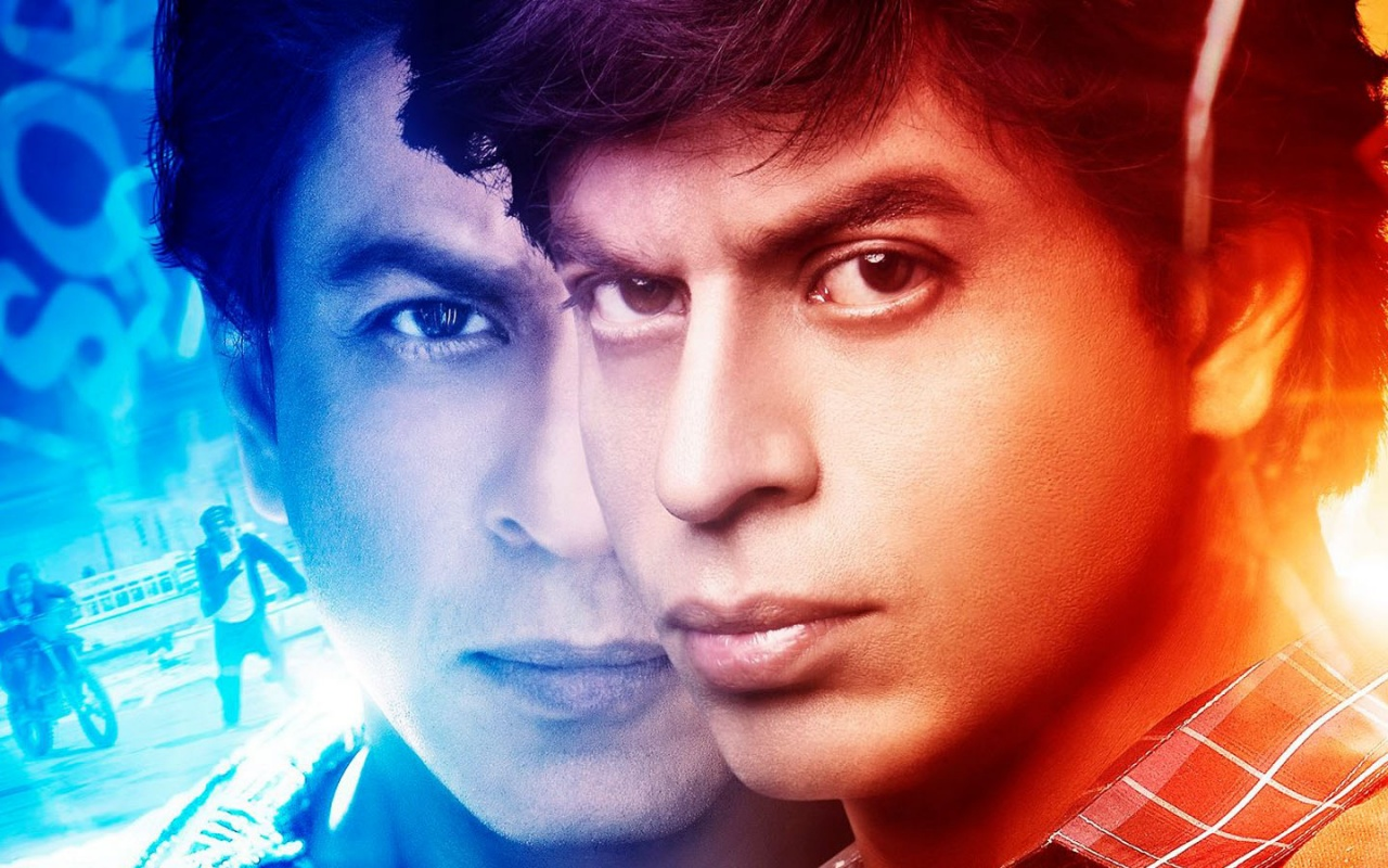 First Look Of Fan 2016