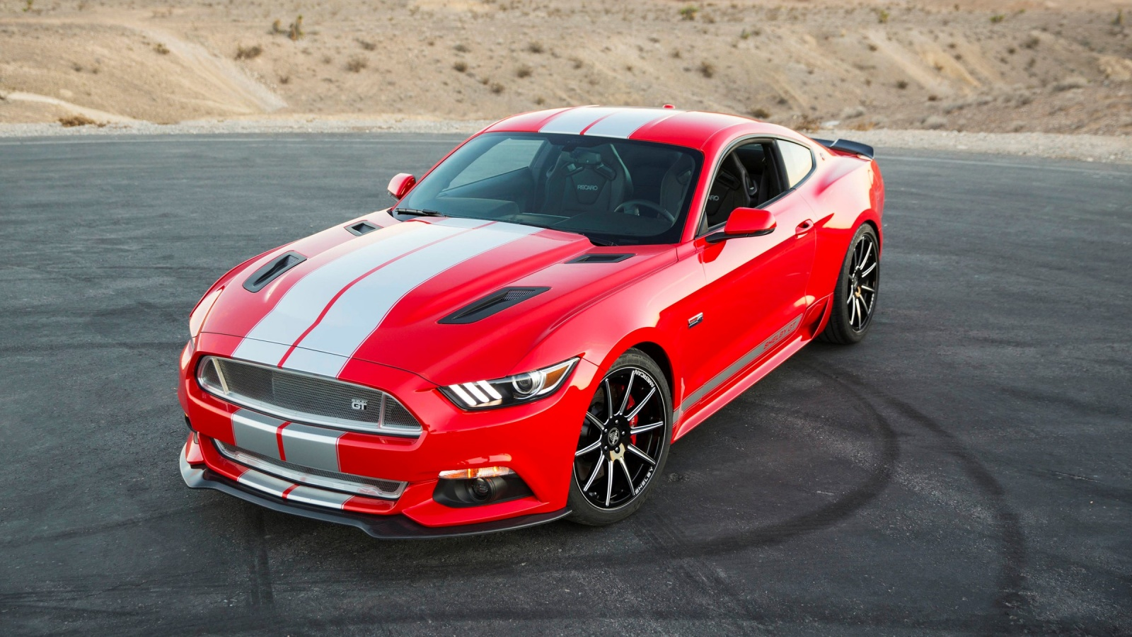2015 Gt Mustang >> Ford Mustang Shelby GT 2015 Wallpapers - 1600x900 - 488969