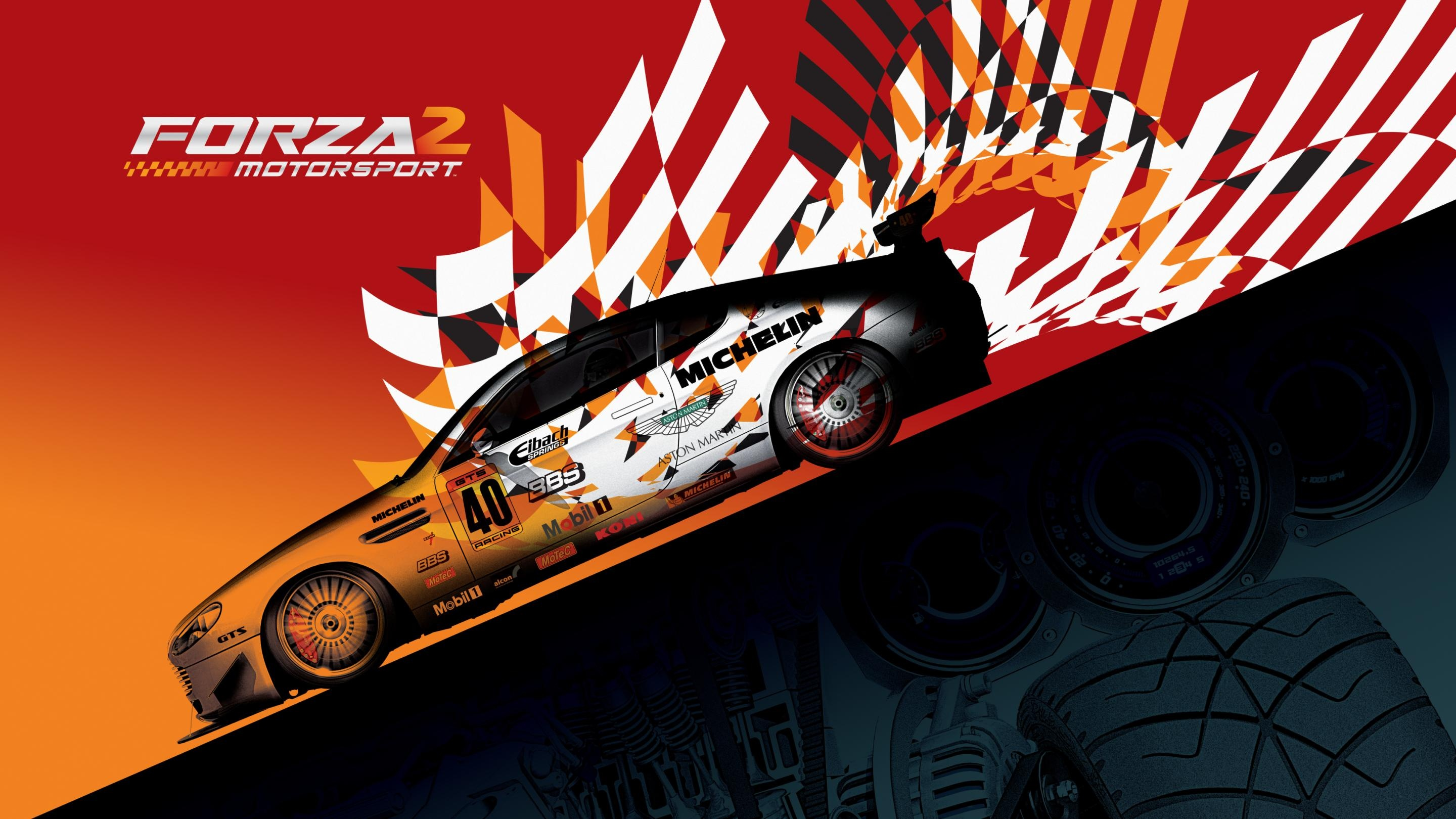 Forza Motorsport 2 Game