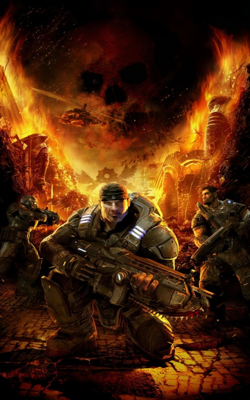 Gears Of War Soldier